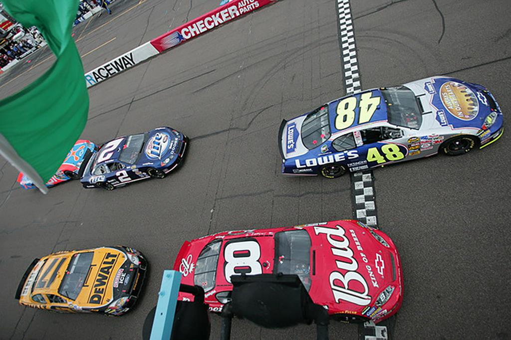 NASCAR Green Flag 05